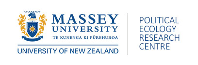 Website of the Political Ecology Research Centre, Massey University